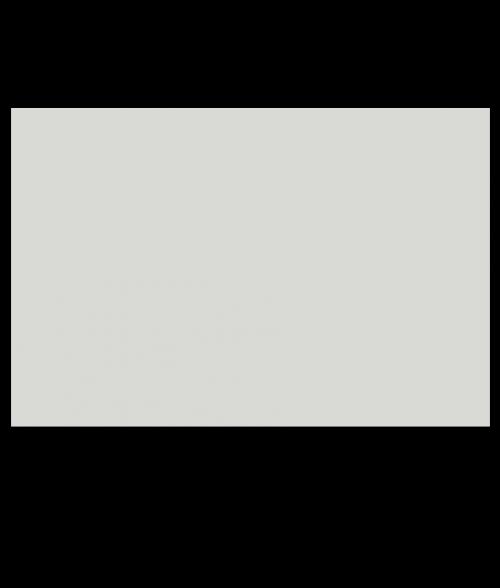 "Rowmark ADA Alternative Light Grey 1/16"" Engraving Plastic"