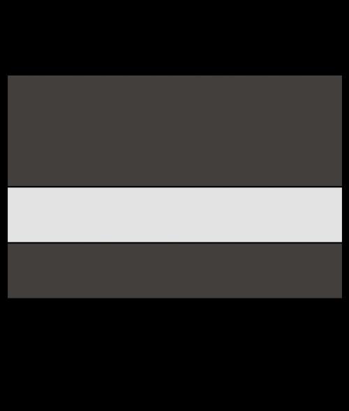 rowmark ultra matte reverse clear charcoal grey 1 16 engraving plastic engraving plastic. Black Bedroom Furniture Sets. Home Design Ideas