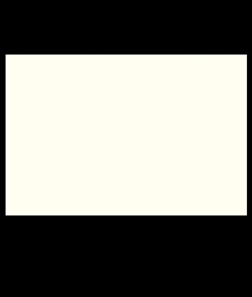 "Rowmark ADA Alternative White 1/8"" Engraving Plastic"