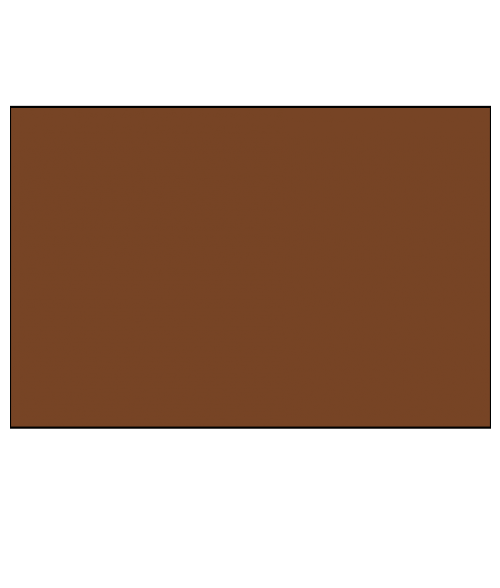 "Rowmark ADA Alternative Copper 1/8"" Engraving Plastic"