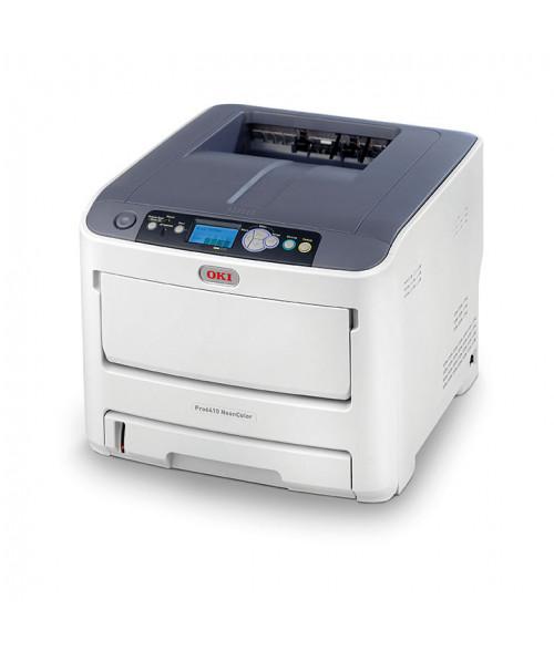 OKI® Pro6410 NeonColor Textile Transfer Printer
