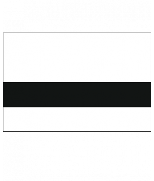 Rowmark Lacquers White/Black Engraving Plastic