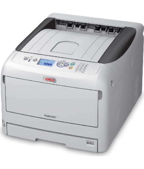 OKI® Pro8432WT Textile Transfer Printer (White Toner)