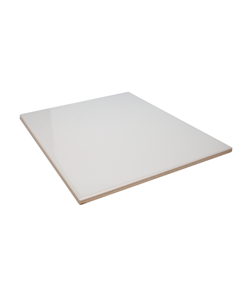 Bison Gloss X Spacerless Ceramic Tile Tiles Tiles - 8 x 10 white ceramic tile