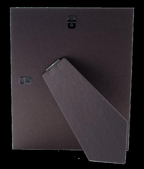 Black 8 Quot X 10 Quot Easel Back Tile Accessories Tiles