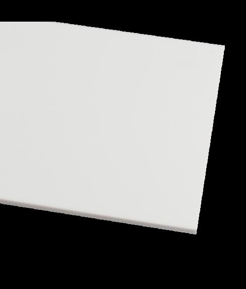 Rowmark ColorHues White Engraving Plastic