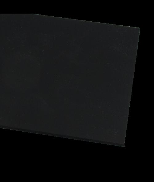 Rowmark ColorHues Black Engraving Plastic