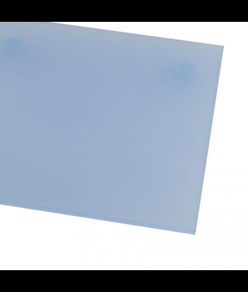 "Rowmark ColorHues Raindrop 1/8"" Translucent Engraving Plastic"