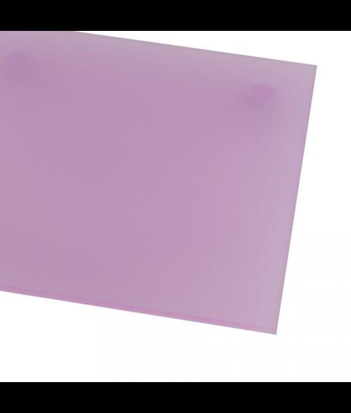 "Rowmark ColorHues Wisteria 1/8"" Translucent Engraving Plastic"