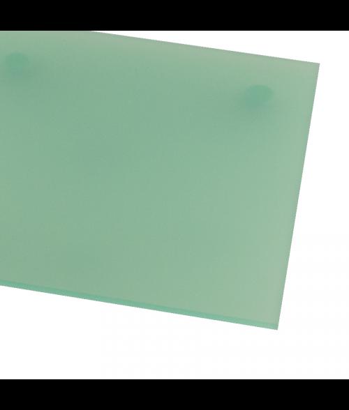 "Rowmark ColorHues Kiwi 1/4"" Translucent Engraving Plastic"