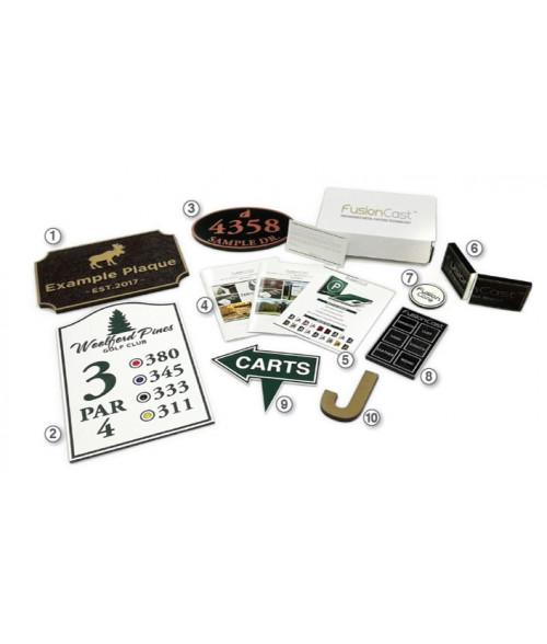 FusionCast Dealer Kit B