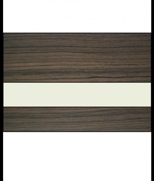 "Rowmark LaserMax Kona/Ash 1/16"" Engraving Plastic"