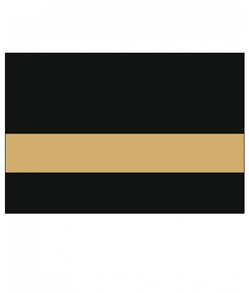 Rowmark LaserMax Black/Gold Engraving Plastic