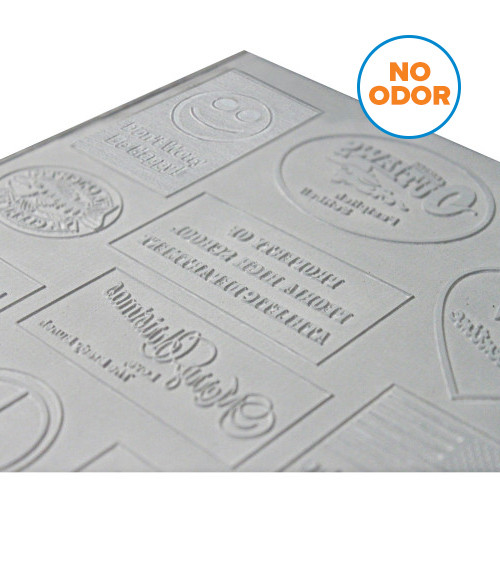 Premium No Odor Laser Rubber