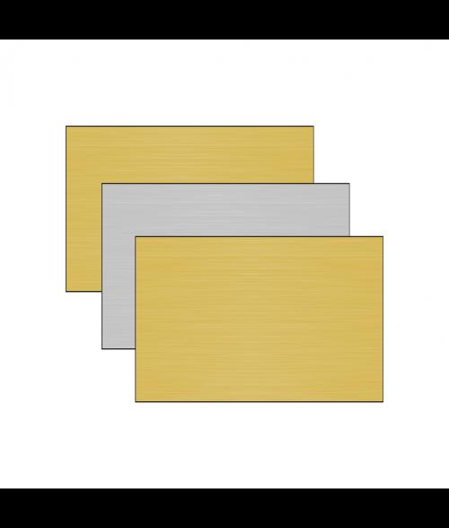 12 Quot X 24 Quot 1 Sided Aluminum Sheet Aluminum Sheets