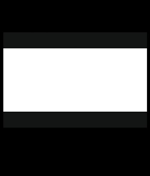 """Scott-Ply Colors Raven Black/White/Raven Black 1/8"""" Engraving Plastic"""