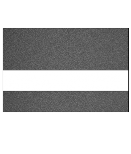 "Scott-Ply Colors Granite/White 1/16"" Engraving Plastic"