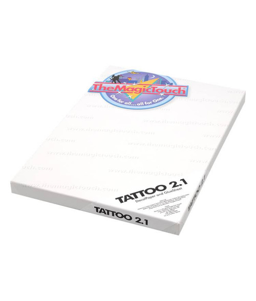 MAGICTOUCH TATTOO Heat Transfer Paper A4