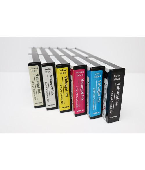 UV-LED Ink for Mutoh VJ626UF & VJ 426UF (220ml)