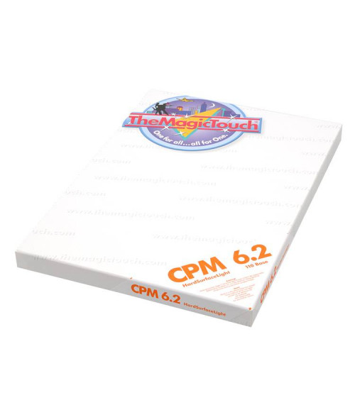 MagicTouch CPM 6.2 Hardsurface Laser Heat Transfer Paper