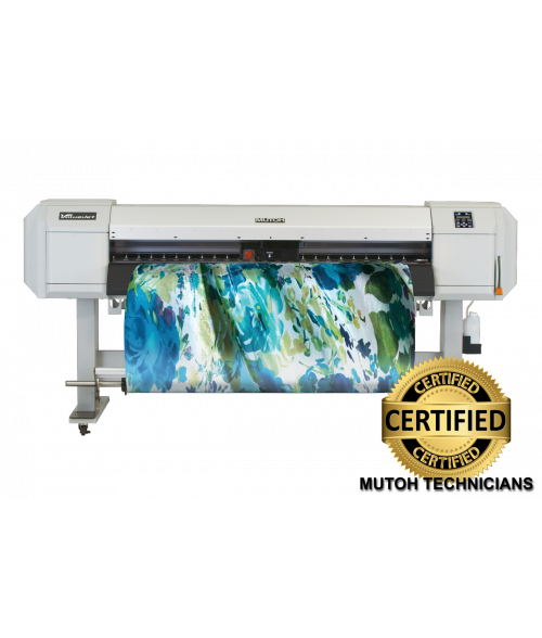Mutoh ValueJet 1624WX Large Format Sublimation Printer
