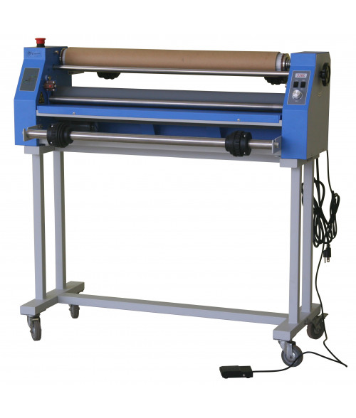 """230C 30"""" Cold Laminator Stand and Foot Switch included"""