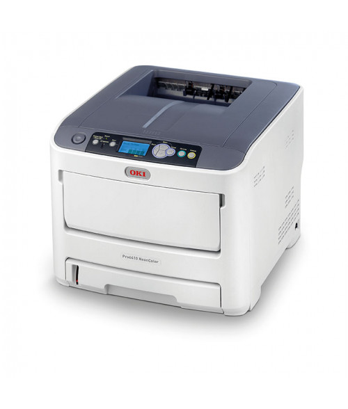 OKI® Pro6410 NeonColor Textile Transfer Printer