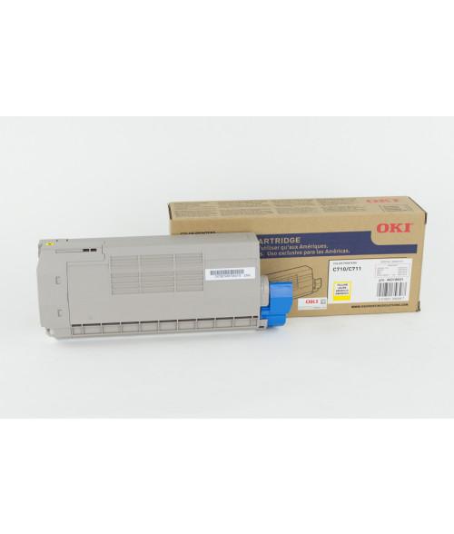 OKI® C711WT / C711 Yellow Toner