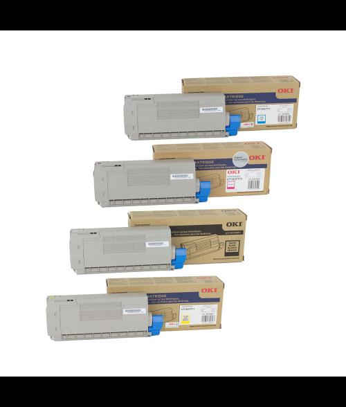 OKI® C711WT / C711 Toner