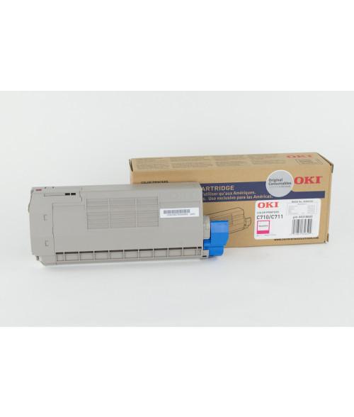OKI® C711WT / C711 Magenta Toner