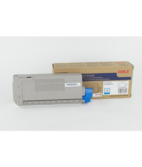 OKI® C711WT / C711 Cyan Toner