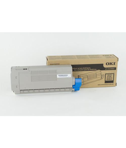 OKI® C711WT / C711 White Toner