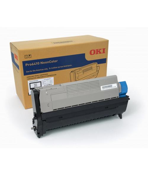 OKI® Pro6410 Black Cartridge