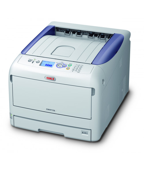 OKI® C831TS Textile Transfer Printer