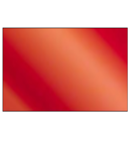 Gloss Red .025 Lacquered Aluminum Sheet