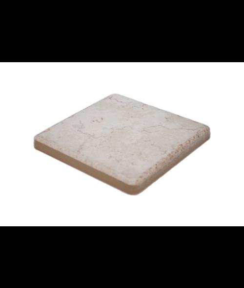"Bison Satin 3-7/8"" x 3-7/8"" Tuscan Porcelain Tile"