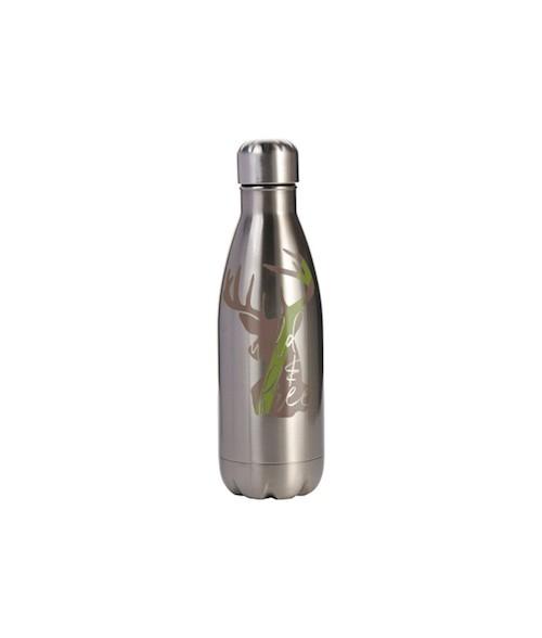 Stainless Steel Silver Bottle 350ml