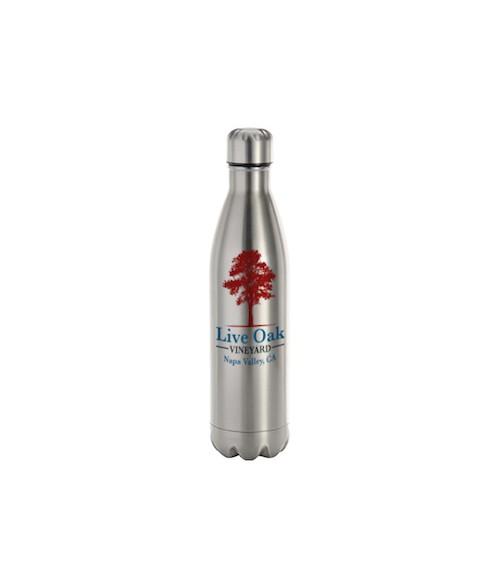 Stainless Steel Silver Bottle 750ml