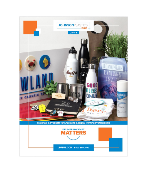 2018 Johnson Plastics Plus Catalog