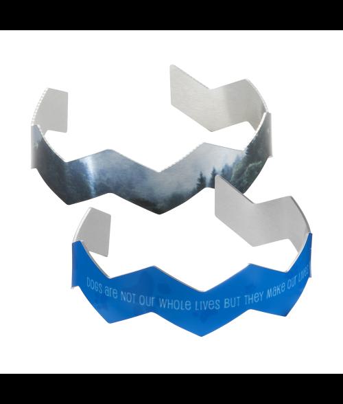 Unisub Chevron Cuff Bracelet