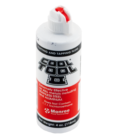 Cool Tool II Cutting Fluid 4oz Squeeze Bottle