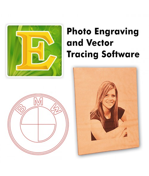 EngraveLab Laser Engraving Software - Photo/Vector