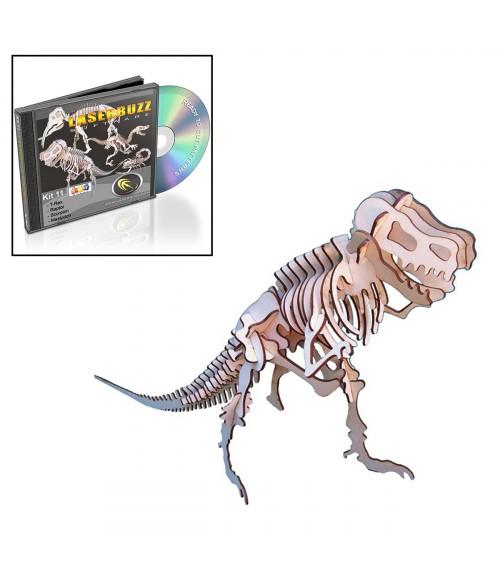 LaserBits LaserBuzz Design Patterns (Dinosaur Patterns)