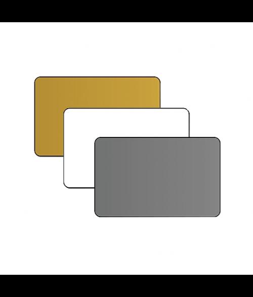 DCS CR80 Print Receptive Blank PVC Card
