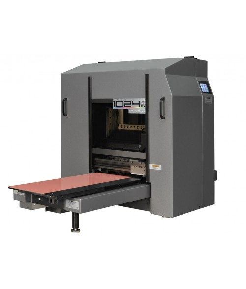 "Direct Color Systems 1024 UV MVP15 UV-LED Printer (15"" Height IR2 Edition)"