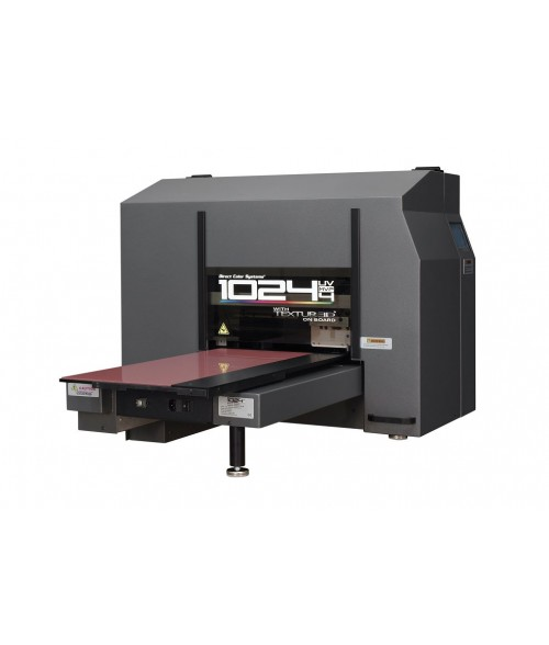 "Direct Color Systems 1024 UV MVP4 UV-LED Printer (4"" Height IR2 Edition)"