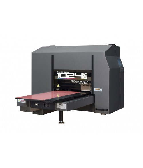 "Direct Color Systems 1024 UV MVP6 UV-LED Printer (6"" Height IR2 Edition)"