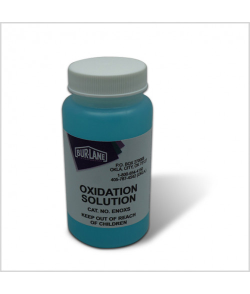 4oz Aluminum Oxidation Solution