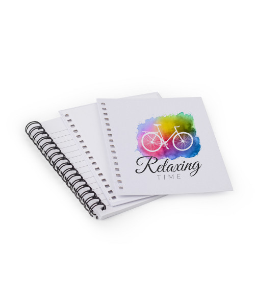 Wiro Fabric Notebook