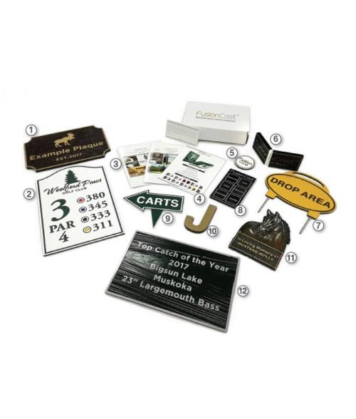 FusionCast Dealer Kit C